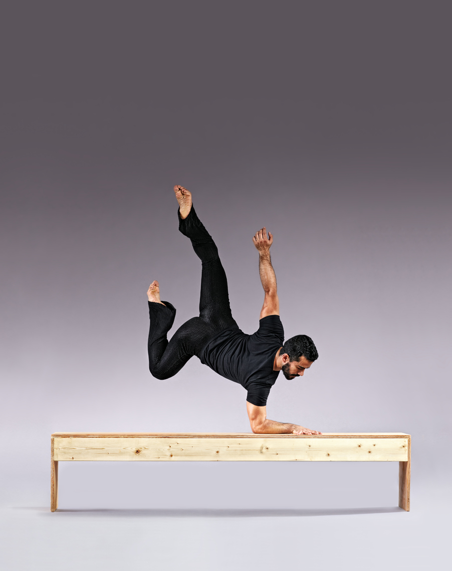 University of Washington Chamber Dance Company Promotional Image 2011